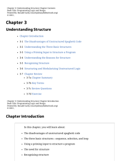 Chapter 3 - Mayfield Excel TECC INFORMATION TECHNOLOGY