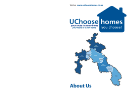 About Us - Cannock Chase Homes