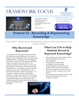 Framework Focus Element 12