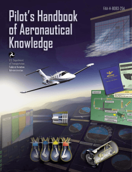 Pilots Handbook of Aeronautical Knowledge.indb