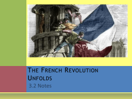 Chase 3.2 The French Revolution Unfolds CQ pdf