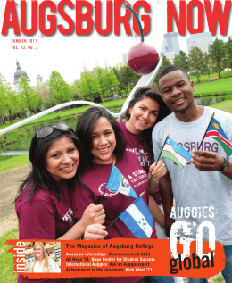 goglobal - Augsburg College