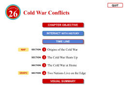 3 The Cold War at Home