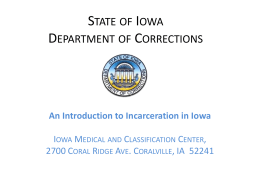 Introduction to Incarceration (English)