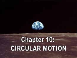 PowerPoint Lecture Chapter 10