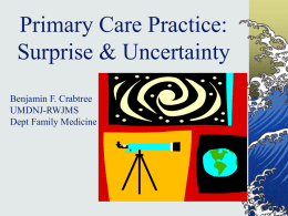 Primary Care Practice