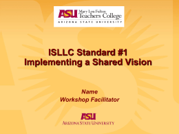 Facilitator-PPT-ImplementingSharedVision
