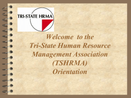 Welcome to Tri-State HRMA - Tri-State Human Resource Management
