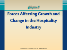 forces affecting growth and change