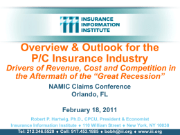 NAMIC-021811 - Insurance Information Institute