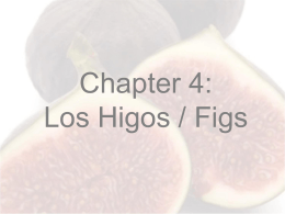 "Chapter 3: ""Las Papyayas/Papayas"""