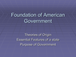 Foundation_of_American_Government_Week_One