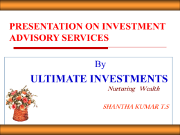 What is Equity Scheme - Ultimate Wealth Managers