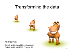 Lecture_10_Transforming the data