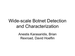 botnets_detection