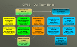 CFN5 Plan intro for 0713