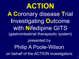 ACTION_slidekit - Clinical Trial Results