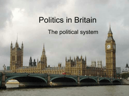 Politics in Great Britain
