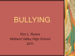 Bullying_Powerpoint_2011. ppt
