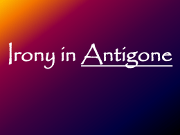 Irony in Antigone - eng1-mrsb