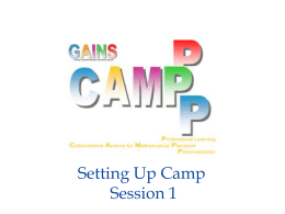 CAMPPP_PPT_Jr3-6 Session 1 - GAINS