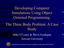 ppt - TigerWeb - Towson University