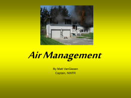 Air Management