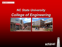 PowerPoint Presentation - College of Engineering