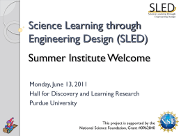 Summer_Institute_Welcome