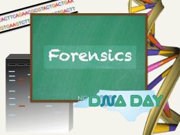 Forensics Module Presentation