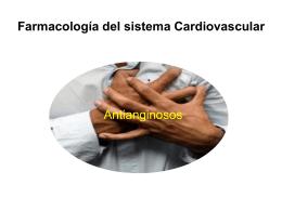 Farmacología del sistema Cardiovascular