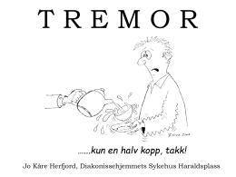 tremor - Legeforeningen