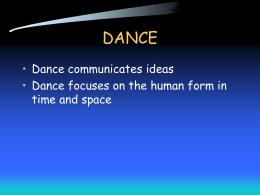 dance - hum1020