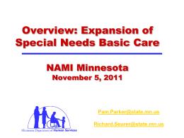 SNBC - NAMI Minnesota