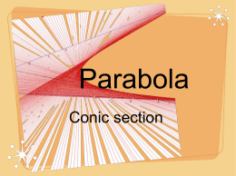 51. ANALYZING PARABOLA