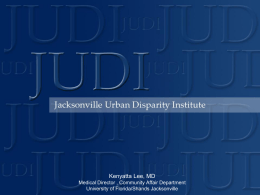 Program - Jacksonville Sheriff`s Office