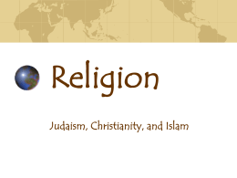 Europe`s Religion Comparisons - HOME | 6th Grade Social Studies