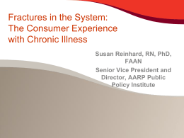 Susan Reinhard`s Presentation