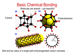 Basic Chemical Bonding