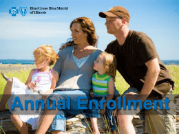 Health Assessment - Blue Cross and Blue Shield of Illinois