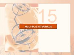 Double Integrals over General Regions