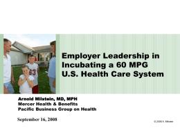Milstein,Arnold-employer_leadership_in_healthcare_Sep082008
