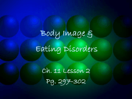 BodyImageEatingDisorders