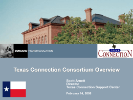 TCC - Texas Connection
