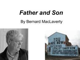 father and son critical essay Starting an essay on ivan turgenev's fathers and sons organize your thoughts and more at our handy-dandy shmoop writing lab fathers and sons by ivan turgenev home .