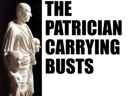 Patrician Carrying Busts 2
