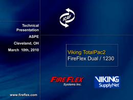 FireFlex Dual / 1230
