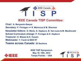 Canada Panel Presentation