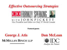 IDC Canada - IT World Canada