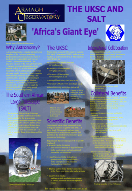SALT_ARMAGH - Armagh Observatory
